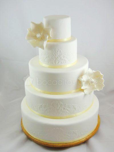 comprar-tarta-boda-blanca-sencilla-madrid
