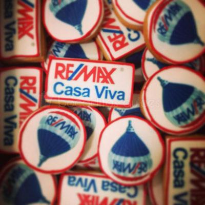 galletas decoradas para Remax