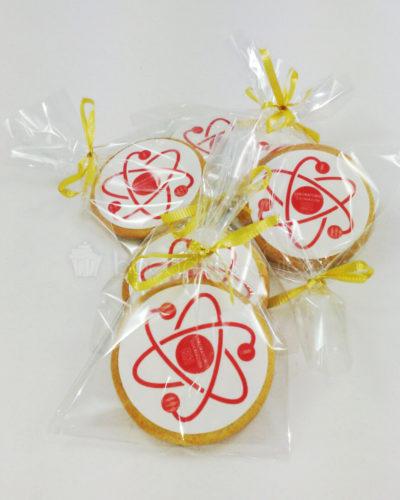 galletas decoradas con logo de empresa