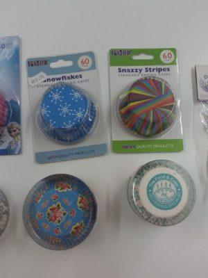 comprar cápsulas de papel para cupcakes