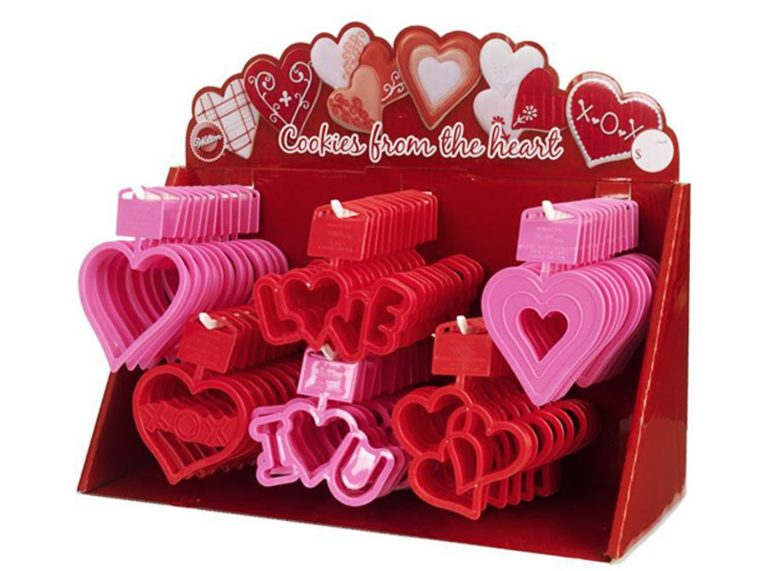 cortadores de san valentin