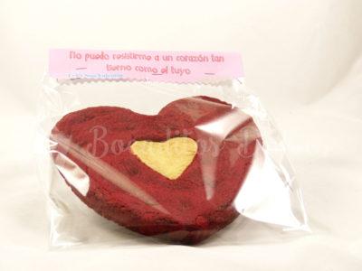 gran cookie de red velvet