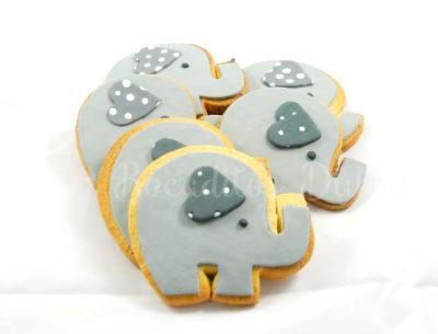 galletas elefantes grises