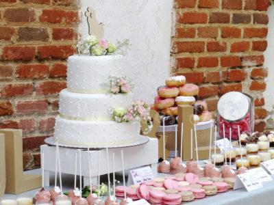 mesa dulce de boda tradicional